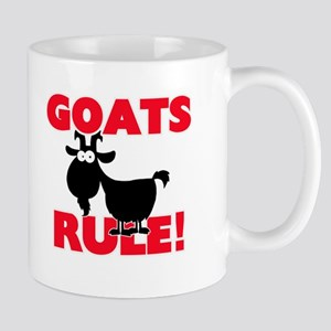 Goats Rule! Mugs